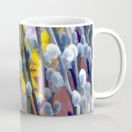 Pussy Willow Coffee Mug