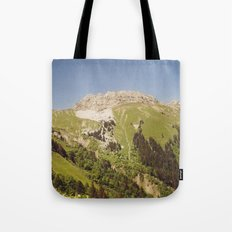 Moutain Tote Bag