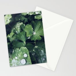 Rainy weather Stationery Cards