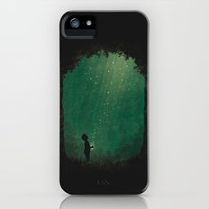 Fireflies Slim Case iPhone (5, 5s)