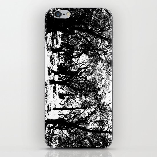 Agelong olive grove iPhone & iPod Skin