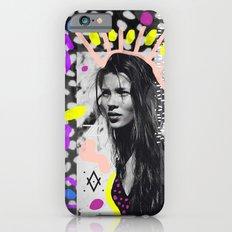 Kate Moss Tribal Far East iPhone 6s Slim Case