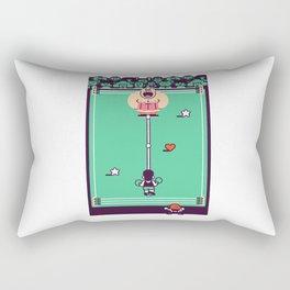 Overworld: Ring Rectangular Pillow