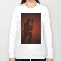 engineer Long Sleeve T-shirts featuring Engineer by samread