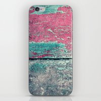 friday iPhone & iPod Skins featuring friday by Claudia Drossert