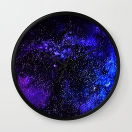You bring out the colors in me Wall Clock