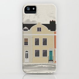 Lombard St. Portsmouth iPhone Case