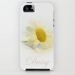 Daisy iphone case iPhone Case