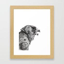 High Flight Framed Art Print