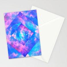 Diamond Galaxy Stationery Cards