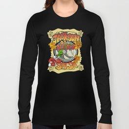 Jackson Ol' Nero Hot Salsa Label Long Sleeve T-shirt