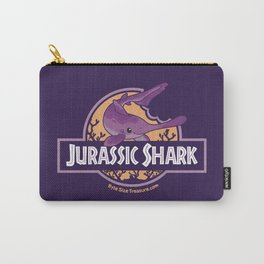 Jurassic Shark - Bandringa shark Carry-All Pouch