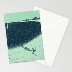 'Beach' (Colour) Stationery Cards
