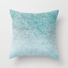 Polygonal A3 Throw Pillow