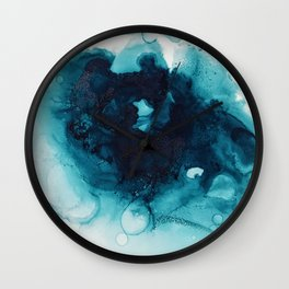 Hit Refresh Wall Clock