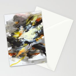 Day 50: pollen + rain Stationery Cards