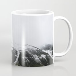 Mountains Glacier Alberta Coffee Mug