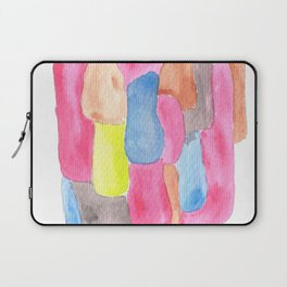 171013 Invaded Space 16   abstract shapes art design  abstract shapes art design colour Laptop Sleeve