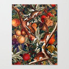 Magical Garden I Canvas Print