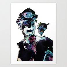 VENUSANGELO Art Print