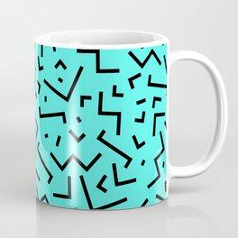 Memphis pattern 32 Coffee Mug