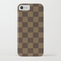 lv iPhone & iPod Cases featuring LV pattern style by aleha