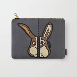 Old & New Peppy Hare Carry-All Pouch
