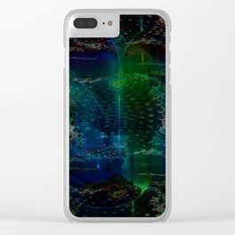 """Submerged"" Clear iPhone Case"