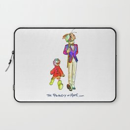 TPoH: Where are we going? Laptop Sleeve