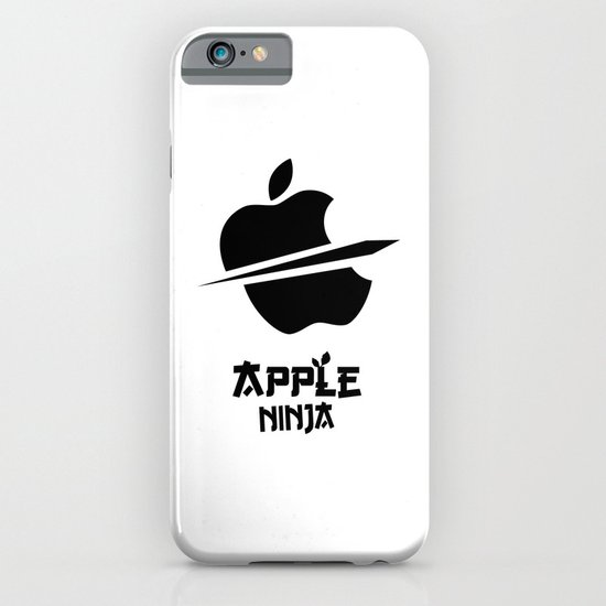 Apple Ninja iPhone & iPod Case