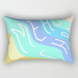 Merge, Champ Rectangular Pillow