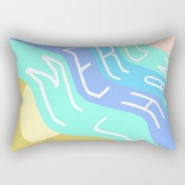 Merge, Champ Rectangular Pillow