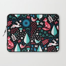 Electric Forest Laptop Sleeve