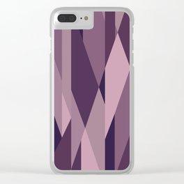 Geo 1 Clear iPhone Case