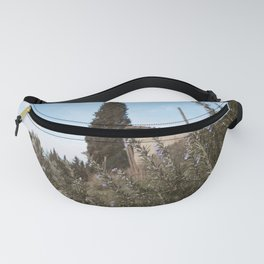 Pictoresque tuscany with rosemary Fanny Pack