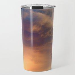 sunset blast Travel Mug
