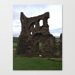 Edinburgh Vestige Canvas Print