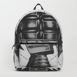 Hand Grenade Backpack