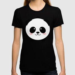 Lovely kawai panda bear T-shirt