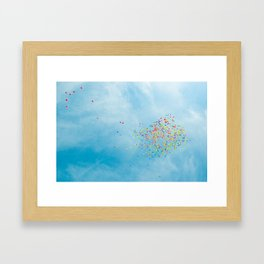 gently gentle #2 Framed Art Print