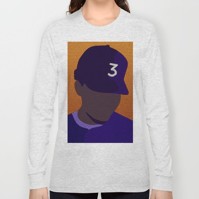 Chance The Rapper Long Sleeve T Shirt By Seesantana Society6