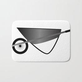 Wheelbarrow Bath Mat