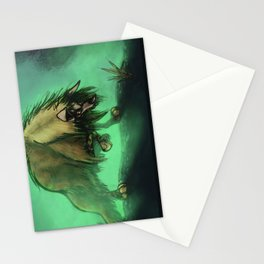 hyena Stationery Cards