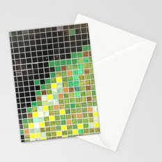 tile wall Stationery Cards