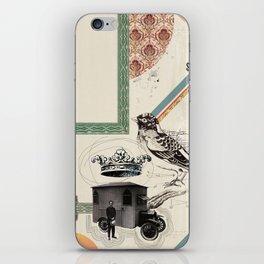 Vida iPhone Skin