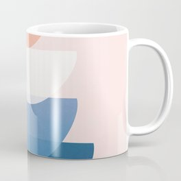 Abstract Stack V Coffee Mug