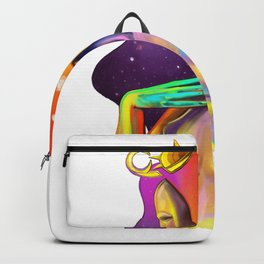 Queen of Sun and Moon Backpack