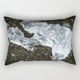 Ice Diamond Rectangular Pillow