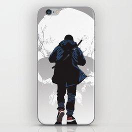 Closer to death iPhone Skin