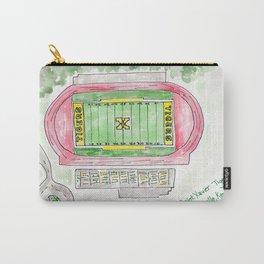 Saint Xavier High School Field, Tigers, Louisville, KY Carry-All Pouch